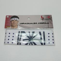 Cobra Kai Daniel Headband  Karate Kid Spirit Halloween Cospl