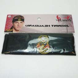 Cobra Kai Johnny Headband Karate Kid Spirit Halloween Cospla