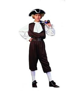 Colonial Boy Child Costume, 90130, RG Costumes