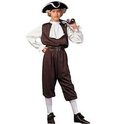 RG Costumes Colonial Child Costume Brown/Creme