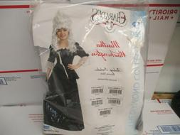 Colonial Girl Martha Washington Costume - X-Large