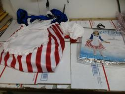 INCHARACTER COSTUMES BETSY ROSS CHILD 12 HALLOWEEN COSTUME 1