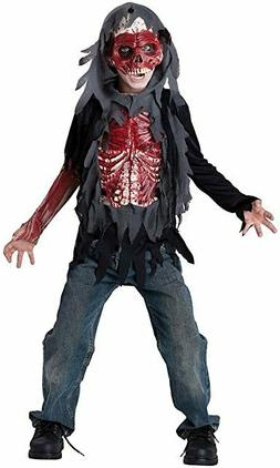Incharacter Costumes Boys' Skinned Alive Child's Costume Siz