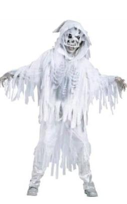 Incharacter costumes Kids sz 6 White Haunting Spirit Ghost C