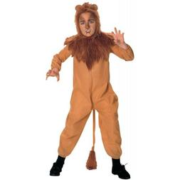Cowardly Lion Costume Kids Wizard of Oz Halloween Fancy Dres