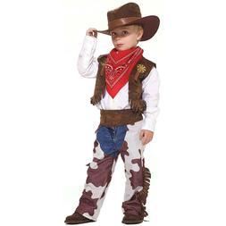 Cowboy Kid Western Child Toddler Costume Kit  | Forum Novelt