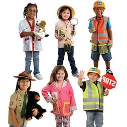Constructive Playthings CPX-240 Community Helpers Outfits/Co