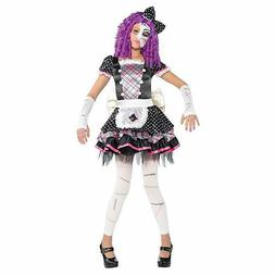 Damaged Doll Girls Costume by Amscan