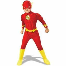 dc comics the flash muscle chest deluxe
