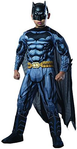 Rubie's Costume DC Superheroes Batman Child Deluxe Costume,