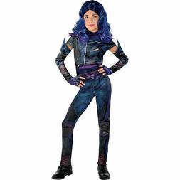 Descendants 3 Mal Deluxe Child Disguise HALLOWEEN Costume si
