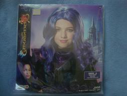 Disney Descendants 3 MAL WIG Blue & Purple Hair for Hallowee