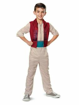 Disney Aladdin Child Costume ~Boys Kids ~ Small