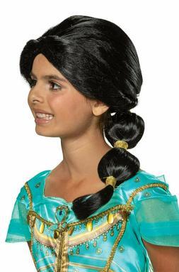 Disney Aladdin Princess JASMINE Child Wig