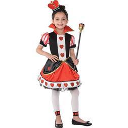 Disney Alice in Wonderland Queen of Hearts Child's Costume -