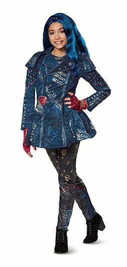 Disguise Disney Descendants Evie Deluxe Isle Child Girls Hal