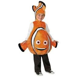 Disney Finding Nemo Costume, Orange/Black, size S/P