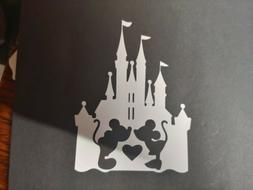 Disney Mickey Minnie Mouse Vinyl Window laptop car truck Dec