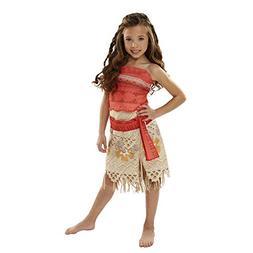 Disney Princess Moana Adventure Outfit Dress