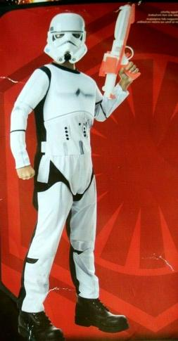 Star Wars Disney Padded Storm Clone Trooper Halloween Costum