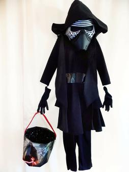Disney Store Star Wars KYLO REN Child Costume 4 Rise of Skyw