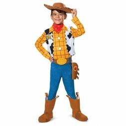 Disguise Disney Toy Story 4 Sheriff Woody Deluxe Childs Hall