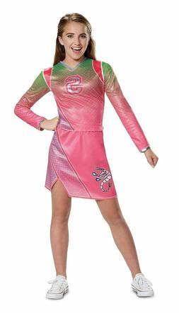 Disguise Disney Zombies Addison Cheerleader Child Costume Pi