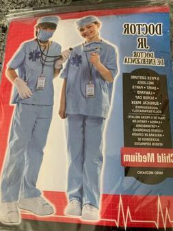 Doctor Halloween Costume Child Medium 8 10 Amscan 840236