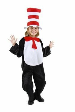 Dr. Seuss Cat in the Hat Child Standard Costume - Elope