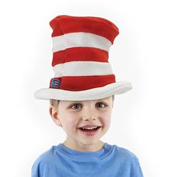 elope Dr. Seuss Toddler Cat in the Hat Fleece Hat