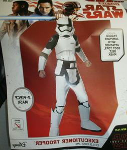 Star Wars Executioner Stormtrooper  Child Boys Halloween Cos