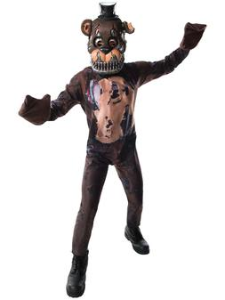 Five Nights At Freddy's - Nightmare Freddy Child Costume