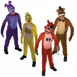 Five Nights at Freddys Costume Kids Scary Halloween