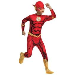 Flash Costume Kids Halloween Fancy Dress