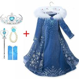 <font><b>Girls</b></font> elsa <font><b>dress</b></font> <fo