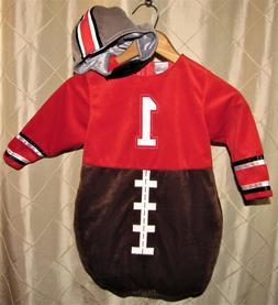 Koala Kids Football Costume 18 - 24 mos 2 piece set Hallowee