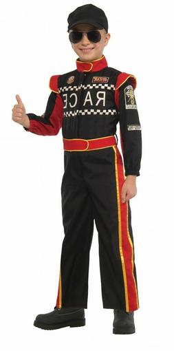 Forum Novelties - Race Car Driver Child Costume