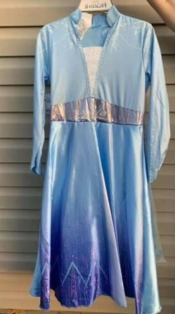 Disney Frozen 2 Elsa Deluxe Child Costume Size Small 4-6 NEW