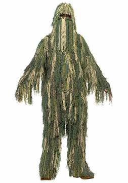 Fun World Ghillie Suit Child Costume - Large NEW