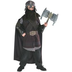 Gimli Costume Kids Lord of The Rings Halloween Fancy Dress