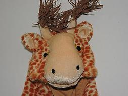Giraffe Costume Just Pretend Kids 5 6 Dress Up Animal Hallow