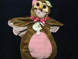 Koala Kids Girl's Owl Costume 3- 6 Months *New W/Tags* e1