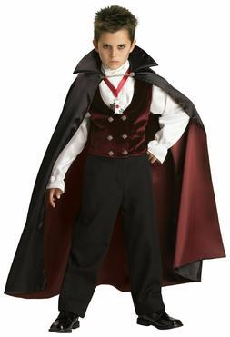 Gothic Vampire Costume Size: 4