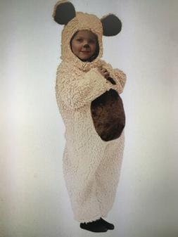 Halloween Costume Oatmeal Bear Child Size Small  Charades NI