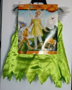 Halloween Disney Disguise Tinker Bell Child Costume Size 4-6