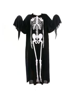 Halloween <font><b>Costume</b></font> Skull <font><b>Skeleto