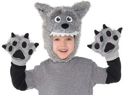 HALLOWEEN WOLF CHILD COSTUME ACCESSORY KIT  ~ Birthday Party