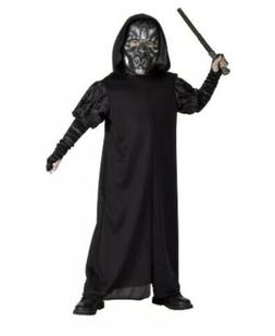 Harry Potter Child Death Eater Costume - Size: Large