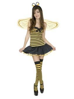 Honey Bee costume child size extra large 12-14 bumblebee Cha