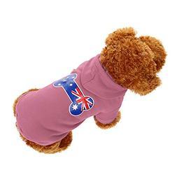 Dog Hoodie,Pet Dog Coat Warm Sweatshirt Puppy Clothes for Sm